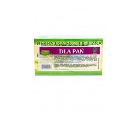 Ekologiczna Herbata DLA PAŃ